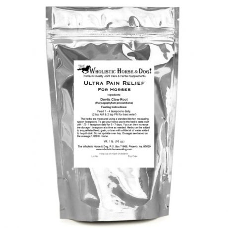 WHD Ultra Pain Relief For Horses Bag CR70