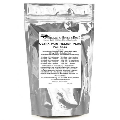 WHD Ultra Pain Relief Plus For Dogs Bag CR70